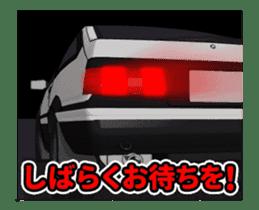 Move! Kuru Kuru car 2 (daily) sticker #13580327