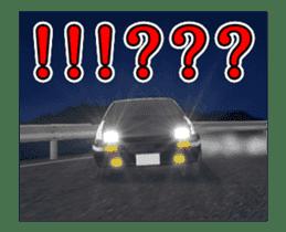 Move! Kuru Kuru car 2 (daily) sticker #13580333