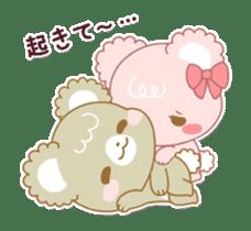 Sugar Cubs Love animation sticker #13581950