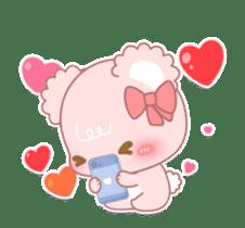 Sugar Cubs Love animation sticker #13581954