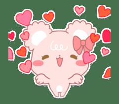 Sugar Cubs Love animation sticker #13581957