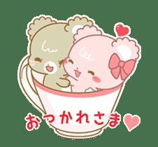 Sugar Cubs Love animation sticker #13581961