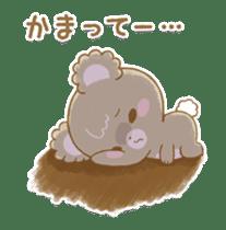 Sugar Cubs Love animation sticker #13581966