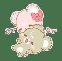 Sugar Cubs Love animation sticker #13581967