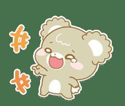 Sugar Cubs Love animation sticker #13581971