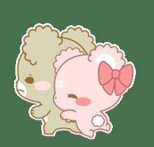 Sugar Cubs Love animation sticker #13581973