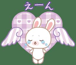 Lovey-Dovey bunnies Rai & Mai sticker #13582154