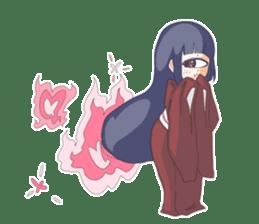 ichime sticker #13587194