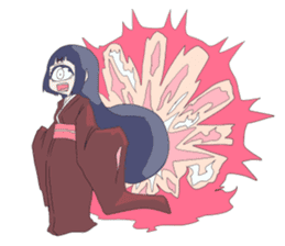 ichime sticker #13587204