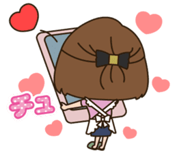 Sweet and kind wife's daily sticker. sticker #13599586