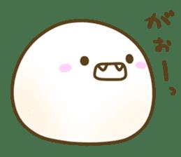 MotchiriDaifuku2 sticker #13616989