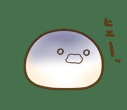 MotchiriDaifuku2 sticker #13617000