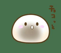 MotchiriDaifuku2 sticker #13617002