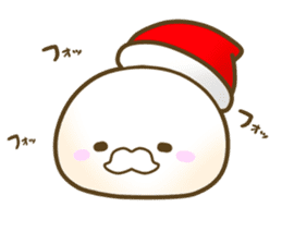 MotchiriDaifuku2 sticker #13617005