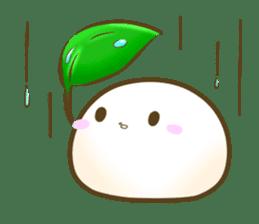 MotchiriDaifuku2 sticker #13617007