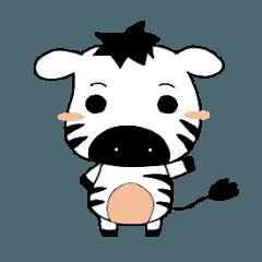 Zebra A-ban