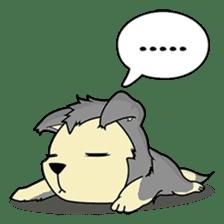 HUSKy Cuteness - Huskies emoji stickers sticker #13622339