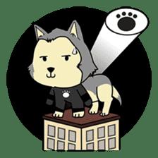 HUSKy Cuteness - Huskies emoji stickers sticker #13622343