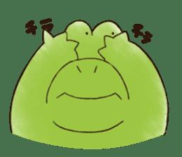 A funny crocodile 3 sticker #13624314