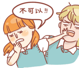 JUJU C Sticker 01 sticker #13629279