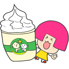 Very useful stickers[cafe version]