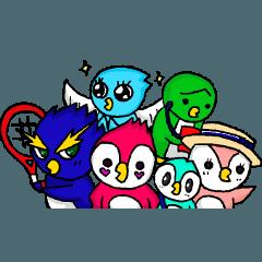 Go! Go! Tamapen's Family!