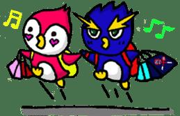Go! Go! Tamapen's Family! sticker #13637451