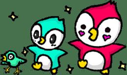 Go! Go! Tamapen's Family! sticker #13637458