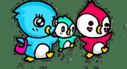 Go! Go! Tamapen's Family! sticker #13637470