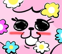 cute lazy sheep ver01 sticker #13643833