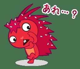 Happy Tree Friends: Flaky sticker #13650566