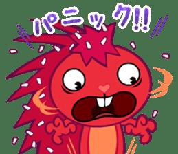 Happy Tree Friends: Flaky sticker #13650583