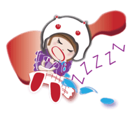 My Little Cello sticker #13651623