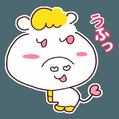 Very useful stickers[Umako chan Ver.]