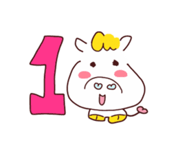 Very useful stickers[Umako chan Ver.] sticker #13652282