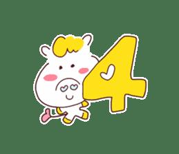 Very useful stickers[Umako chan Ver.] sticker #13652285