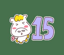 Very useful stickers[Umako chan Ver.] sticker #13652296