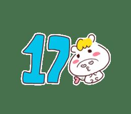 Very useful stickers[Umako chan Ver.] sticker #13652298