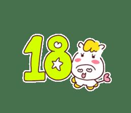 Very useful stickers[Umako chan Ver.] sticker #13652299