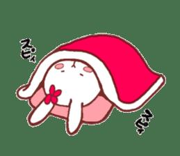 life of a delicate rabbit sticker #13653000