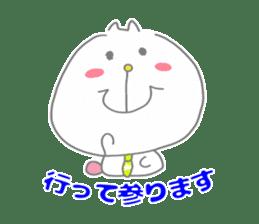 Happy family [new-Ta business Ver.] sticker #13661591
