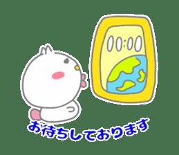 Happy family [new-Ta business Ver.] sticker #13661597
