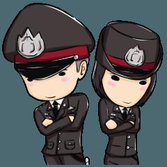 นายร้อยตำรวจสุดน่ารัก