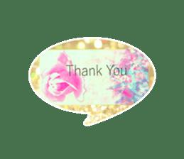 Colorful & cute & cool sticker #13673153