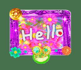 Colorful & cute & cool sticker #13673155