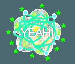 Colorful & cute & cool sticker #13673158