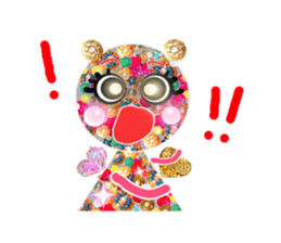 Colorful & cute & cool sticker #13673170