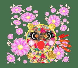 Colorful & cute & cool sticker #13673173