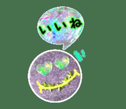 Colorful & cute & cool sticker #13673174