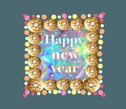 Colorful & cute & cool sticker #13673177